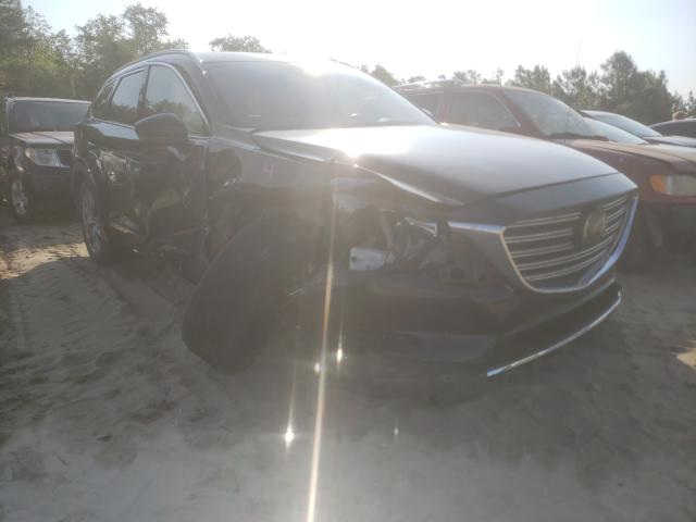 Salvage cars for sale at Gaston, SC auction: 2019 Mazda CX-9 Grand Touring
