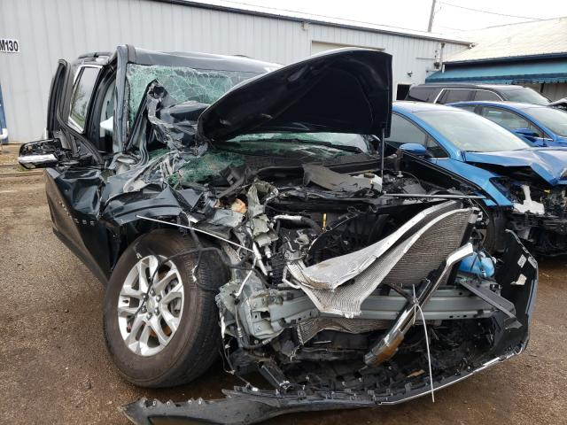 Salvage cars for sale from Copart Pekin, IL: 2020 Chevrolet Traverse L
