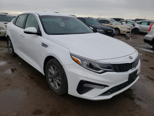 Vehiculos salvage en venta de Copart Brighton, CO: 2020 KIA Optima LX