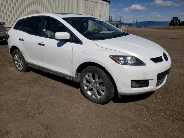 Salvage cars for sale from Copart Rocky View County, AB: 2007 Mazda CX-7