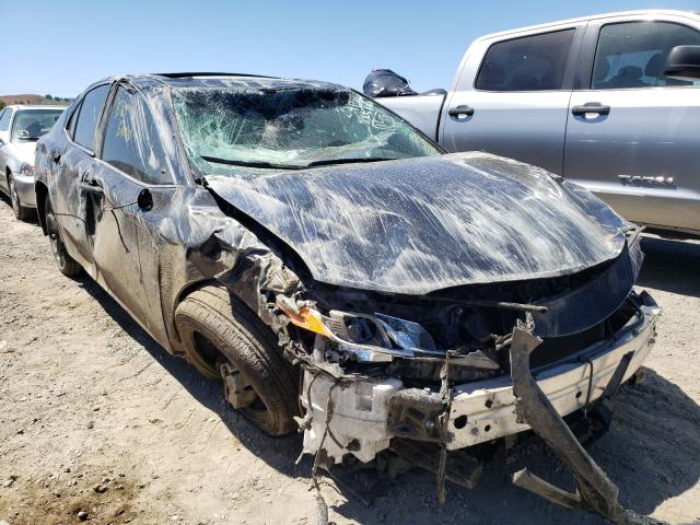 Salvage 2018 TOYOTA CAMRY - Small image. Lot 41765111