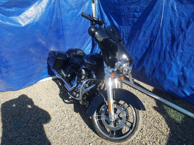 Salvage cars for sale from Copart Anderson, CA: 2014 Harley-Davidson Flhx Street