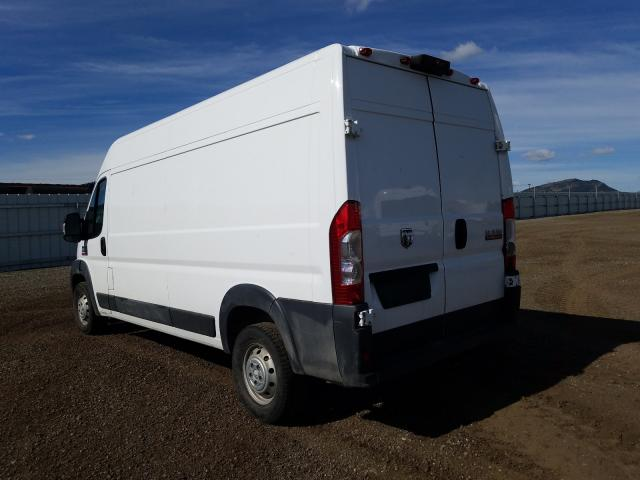2017 RAM PROMASTER - Right Front View