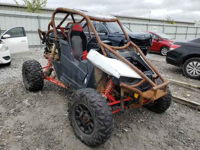 Salvage cars for sale from Copart Walton, KY: 2019 Polaris RZR RS1