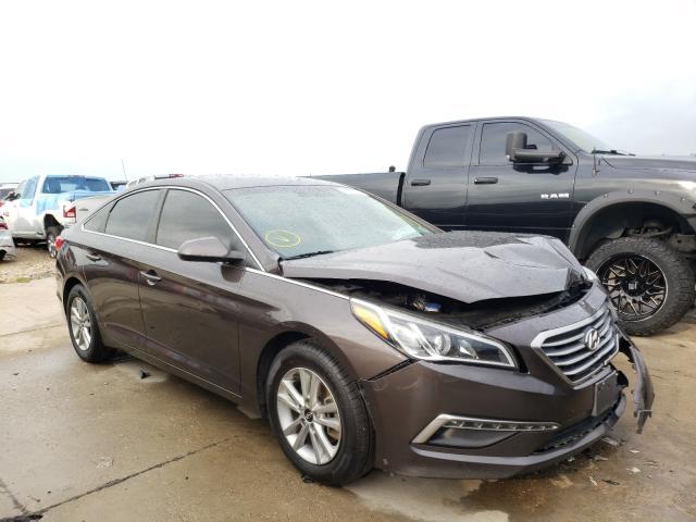 2015 Hyundai Sonata SE en venta en Grand Prairie, TX