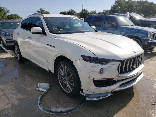 Maserati Levante S salvage cars for sale: 2020 Maserati Levante S