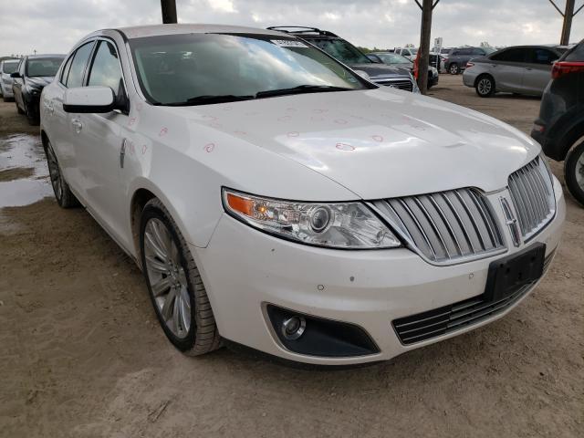 2010 Lincoln MKS en venta en Temple, TX