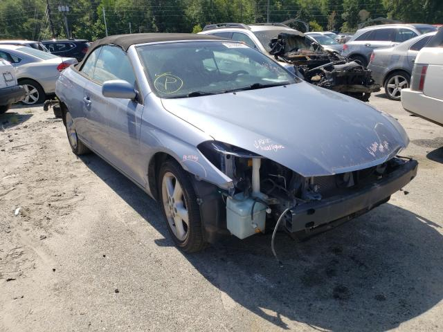 Salvage 2007 TOYOTA CAMRY - Small image. Lot 37788641