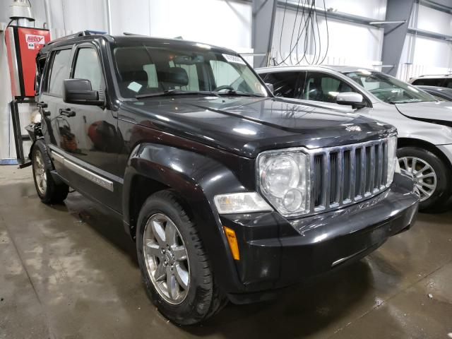 Salvage cars for sale from Copart Ham Lake, MN: 2011 Jeep Liberty LI