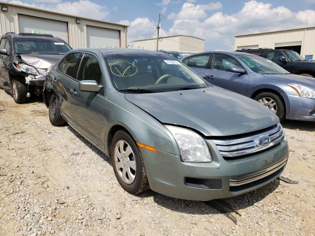 2006 Ford Fusion SE en venta en Gainesville, GA