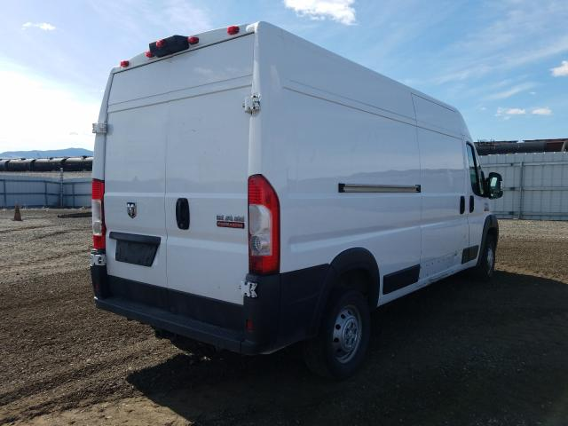 2017 RAM PROMASTER - Right Rear View