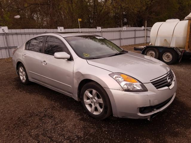 Salvage cars for sale from Copart London, ON: 2009 Nissan Altima 2.5