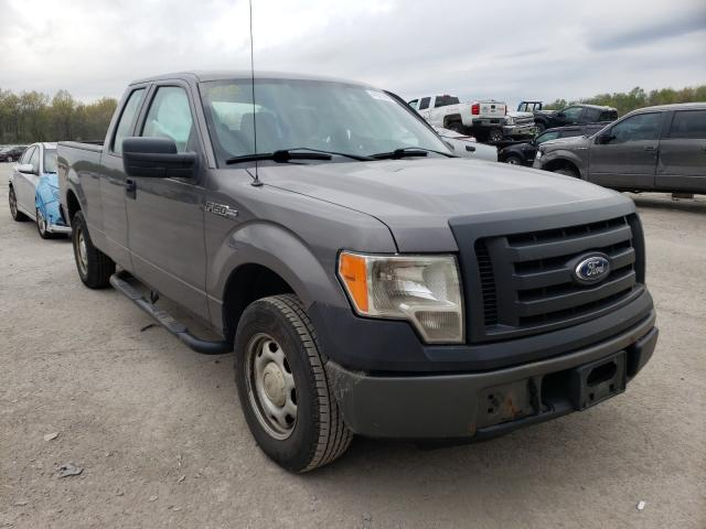 Salvage cars for sale from Copart Ellwood City, PA: 2011 Ford F150 Super