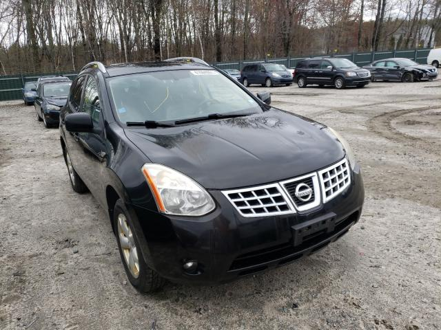 Nissan Rogue salvage cars for sale: 2009 Nissan Rogue