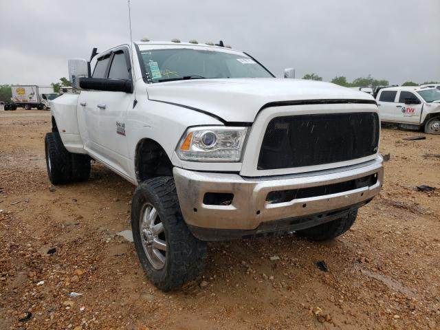 Salvage cars for sale from Copart San Antonio, TX: 2014 Dodge 3500 Laram