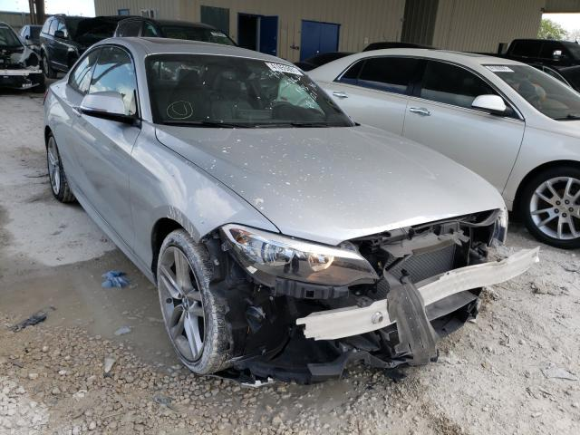 Salvage cars for sale from Copart Homestead, FL: 2017 BMW 230XI