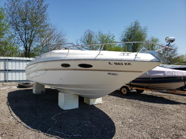 Sea Ray salvage cars for sale: 1999 Sea Ray Boat