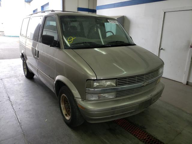 Salvage cars for sale from Copart Pasco, WA: 2001 Chevrolet Astro