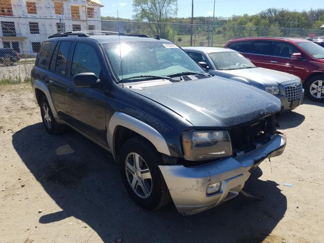 Salvage cars for sale from Copart Madison, WI: 2006 Chevrolet Trailblazer