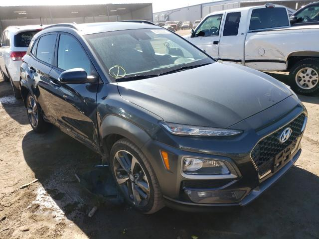 Hyundai salvage cars for sale: 2019 Hyundai Kona Limited