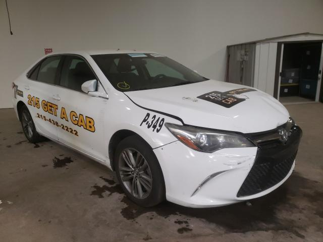 Salvage cars for sale at Chalfont, PA auction: 2015 Toyota Camry LE