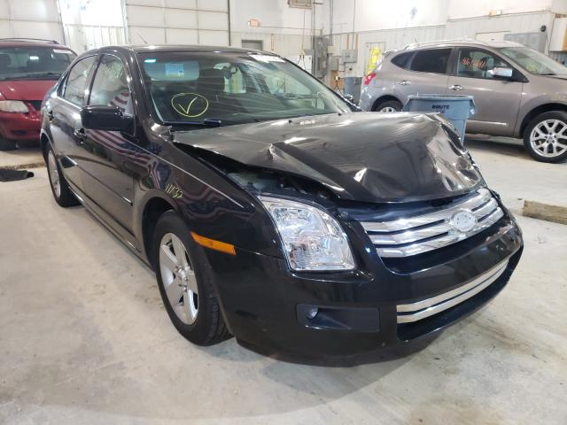 Salvage 2009 FORD FUSION - Small image. Lot 41491121