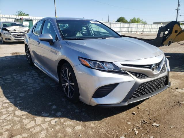 Salvage cars for sale from Copart Lexington, KY: 2020 Toyota Camry SE