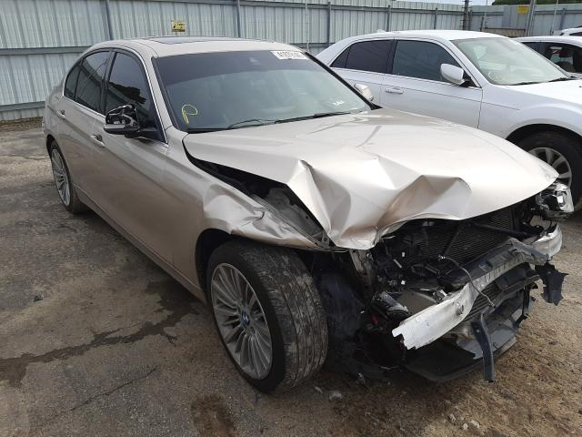 Salvage cars for sale from Copart Conway, AR: 2014 BMW 328 XI