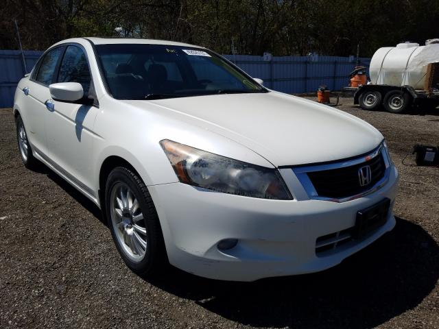 Salvage cars for sale from Copart London, ON: 2009 Honda Accord EXL