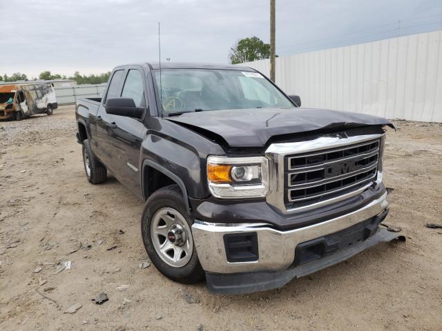 Salvage trucks for sale at Montgomery, AL auction: 2014 GMC Sierra C15