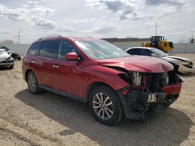 Vehiculos salvage en venta de Copart Bismarck, ND: 2013 Nissan Pathfinder