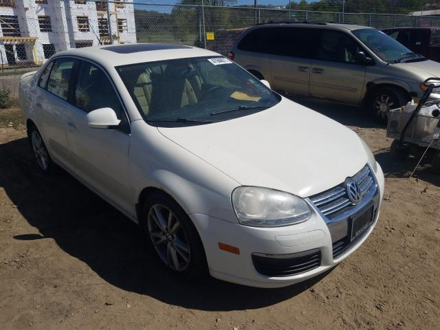Salvage cars for sale from Copart Madison, WI: 2007 Volkswagen Jetta Wolf