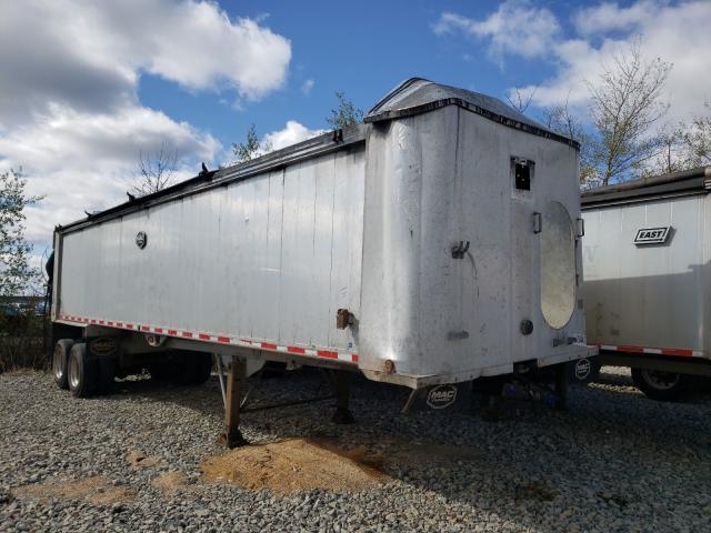 Dump salvage cars for sale: 2012 Dump Trailer