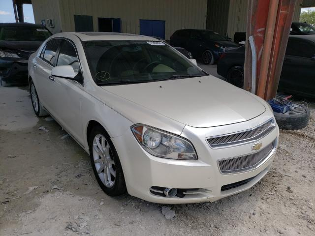 Salvage cars for sale from Copart Homestead, FL: 2011 Chevrolet Malibu LTZ