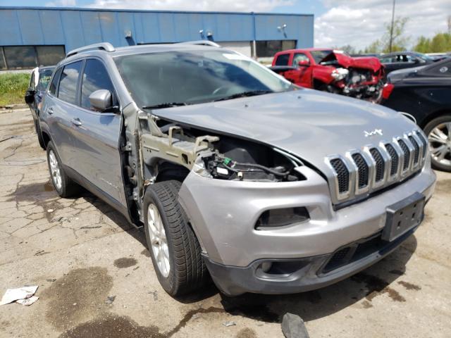Jeep Cherokee salvage cars for sale: 2015 Jeep Cherokee
