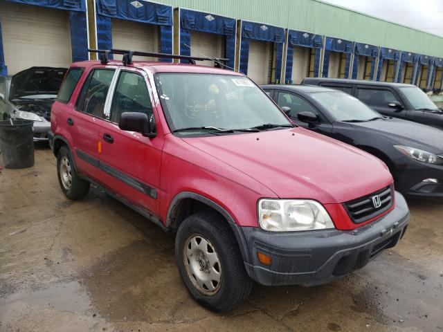 Salvage cars for sale from Copart Columbus, OH: 2001 Honda CR-V LX