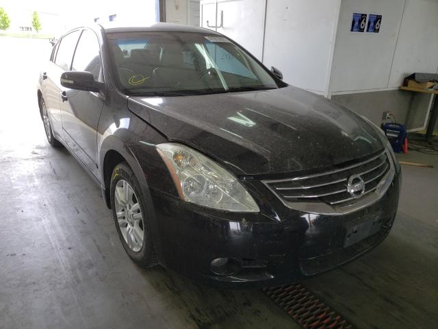 Salvage cars for sale from Copart Pasco, WA: 2010 Nissan Altima Base