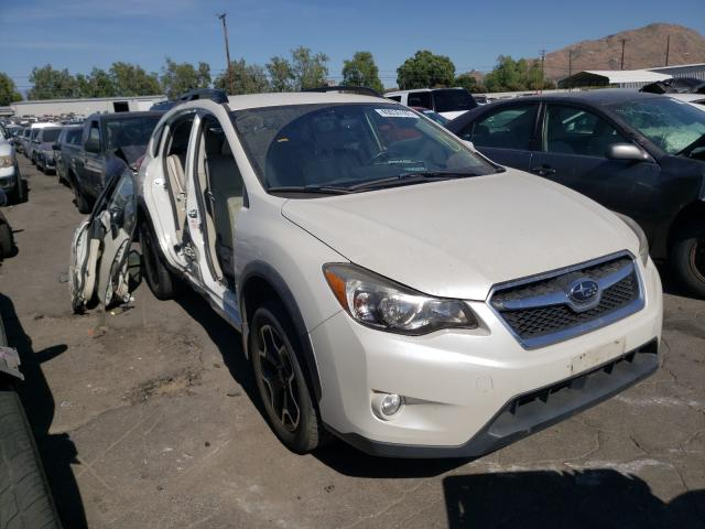 Salvage cars for sale from Copart Colton, CA: 2014 Subaru XV Crosstrek