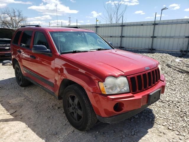 Salvage cars for sale from Copart Appleton, WI: 2006 Jeep Grand Cherokee