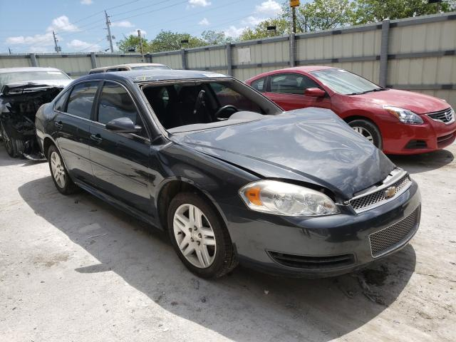 Salvage cars for sale from Copart Homestead, FL: 2013 Chevrolet Impala LT
