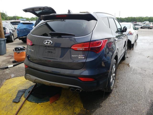 2015 HYUNDAI SANTA FE S 5XYZUDLA9FG302705