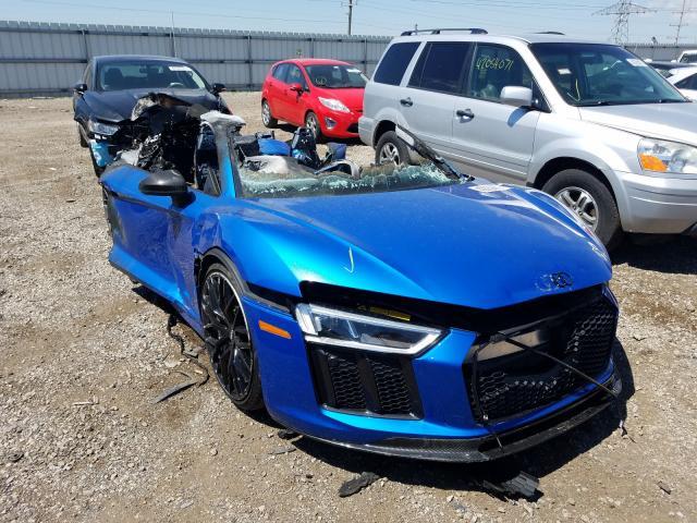 2018 Audi R8 en venta en Elgin, IL