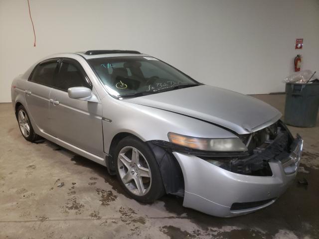 Acura Vehiculos salvage en venta: 2005 Acura TL
