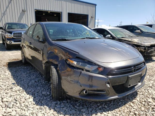 Salvage cars for sale from Copart Appleton, WI: 2014 Dodge Dart SXT