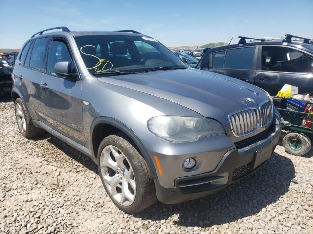 Salvage cars for sale from Copart Magna, UT: 2010 BMW X5 XDRIVE4