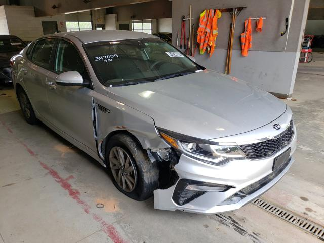 Salvage cars for sale from Copart Sandston, VA: 2019 KIA Optima LX