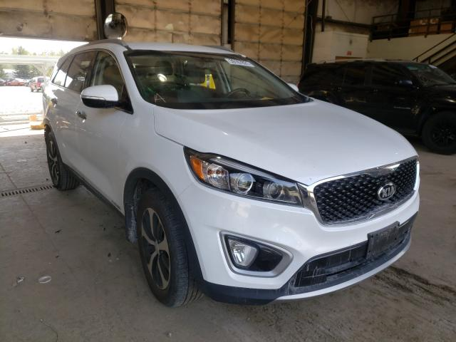 KIA Sorento salvage cars for sale: 2017 KIA Sorento