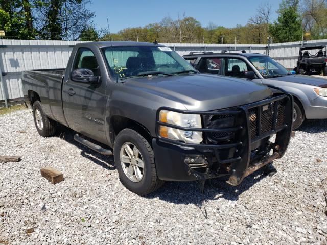 Vehiculos salvage en venta de Copart Rogersville, MO: 2008 Chevrolet Silverado