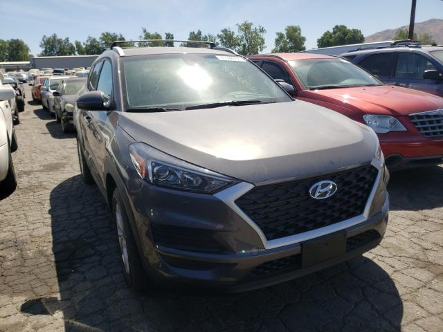 Salvage cars for sale from Copart Colton, CA: 2020 Hyundai Tucson Limited
