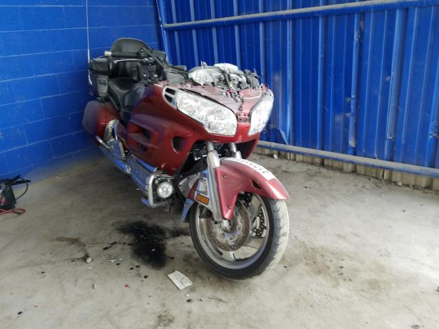 Salvage cars for sale from Copart Cartersville, GA: 2001 Honda GL1800 A